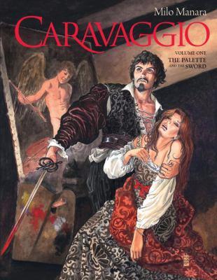 Caravaggio Adult Fiction